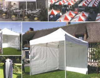 J.E.S. Bâches sprl - Vente et Location de tentes